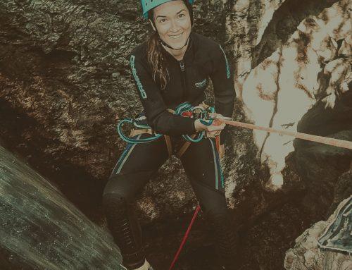 Canyoning Aktiv – Tagestour