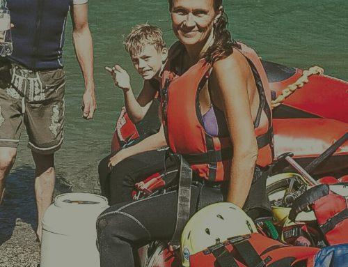 Rafting & Canyoning Kombi